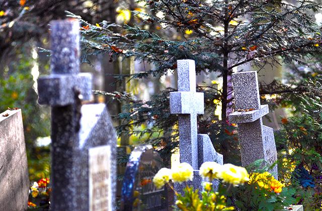 Dziś w Kościele rzymskokatolickim uroczystość Wszystkich Świętych. W polskiej tradycji jednak to dzień, w którym wspominamy bliskich zmarłych i odwiedzamy ich groby. Fot. Piotr Sawiński [PR Szczecin]