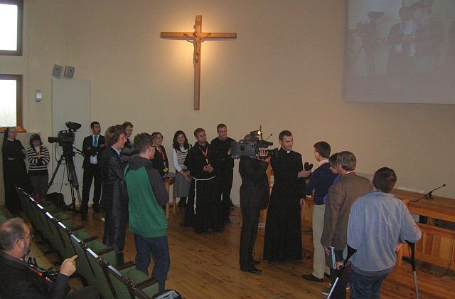 Szkolenie medialne specjalistów z Radia Maryja