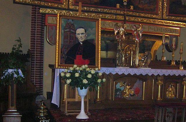 Służył w Szczecinie i zginął za wiarę