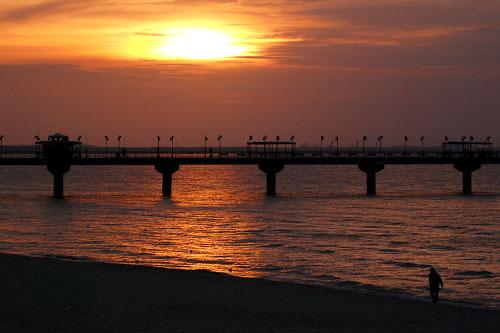 Dzięki niej dowiemy się, czy woda w Bałtyku jest czysta, kiedy nad morzem jest najwięcej słońca i jodu. Fot. Łukasz Szełemej [PR Szczecin/Archiwum]