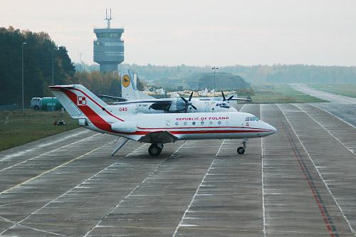Zarząd Portu Lotniczego Szczecin-Goleniów zastawił nieruchomości, teraz może je przejąć prywatna firma - mówi SLD i nie wyklucza złożenia doniesienia do organów ścigania. Fot. Łukasz Szełemej [PR Szczecin/Archiwum]