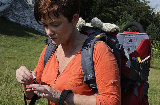 Bernadeta Szczepańska. Fot. Danuta Piotrowska