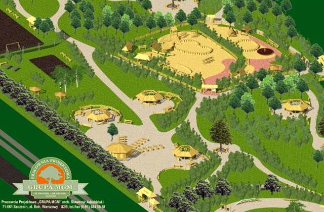 Nowy park powstanie w Szczecinie