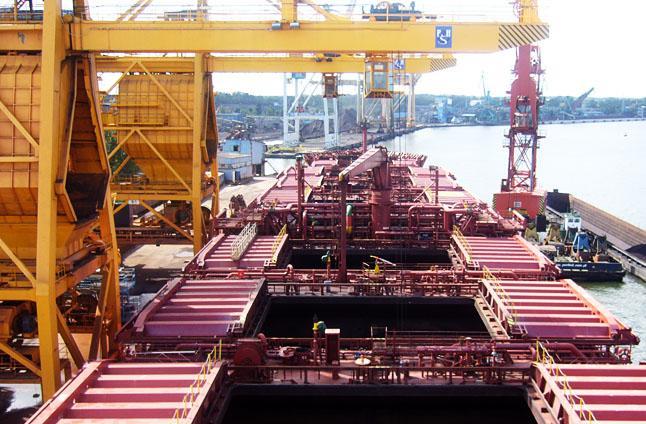 Największy w historii portu w Świnoujściu statek, przypłynie w najbliższych dniach do tego miasta. Fot. www.phs.com.pl