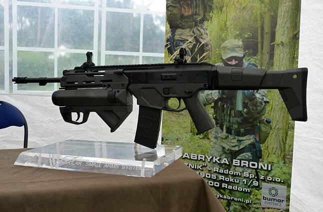 Polska broń przyszłości na festynie komandosa [ZDJĘCIA]