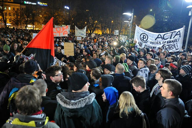 RAPORT 2012: Szczecin wyszedł na ulicę