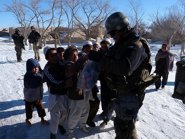 Dla nas to będzie rok 2013. A dla Afgańczyków?