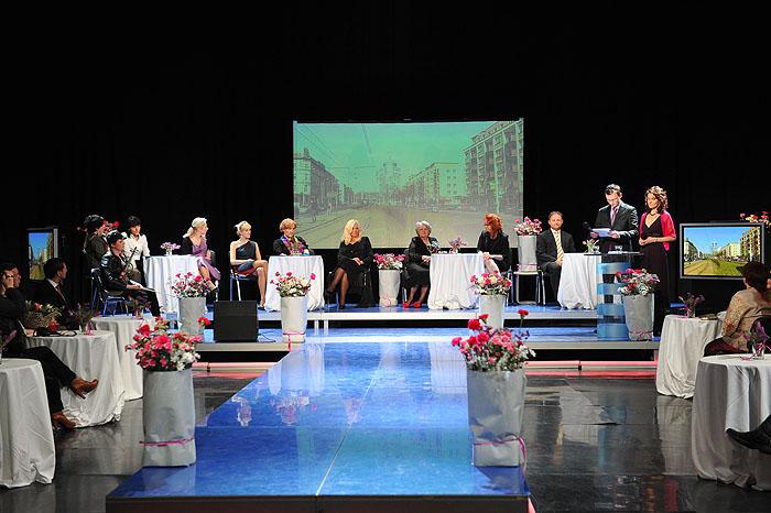 Szczecinianka Roku 2011. Fot. Łukasz Szełemej [PR Szczecin] Dziennikarka i łączniczka AK Szczeciniankami 2011 [ZDJĘCIA]