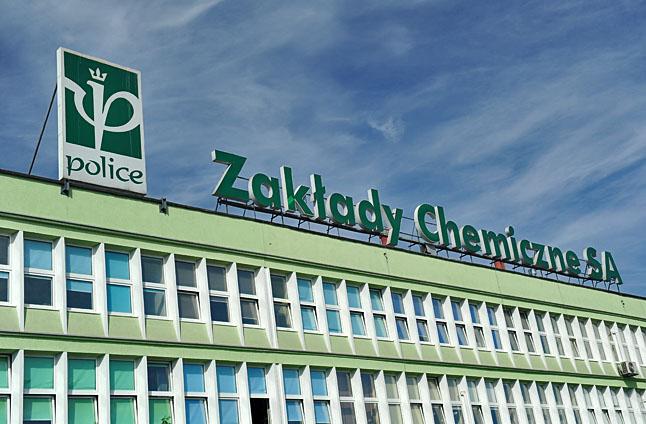 Grupa Azoty Tarnów prowadzi pracę nad odświeżeniem znaku firmowego - potwierdziła rzeczniczka grupy Halina Węglewska. Fot. Łukasz Szełemej [PR Szczecin]