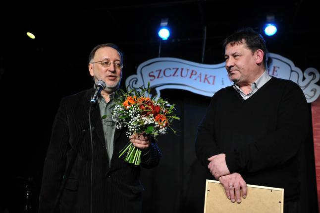 Fot. Łukasz Szełemej [Radio Szczecin] Znamy już Szczupaka 2012 roku [ZDJĘCIA]