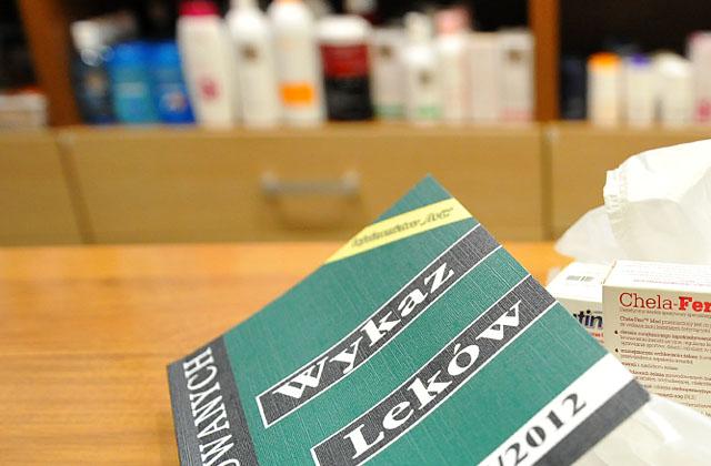 Nowy Rok i nowa lista leków refundowanych
