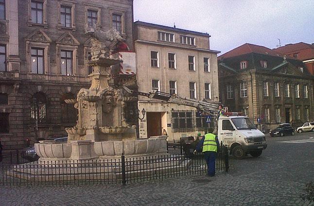 Ktoś uszkodził jeden z najładniejszych zabytków Szczecina