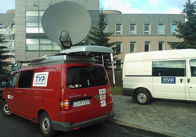 TVP Szczecin przygotowuje na cyfrową rewolucję