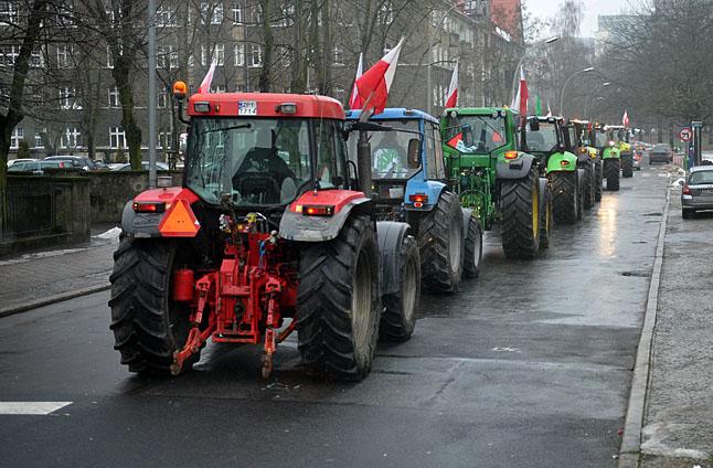 Szczecin: Wicepremier spotka się z rolnikami