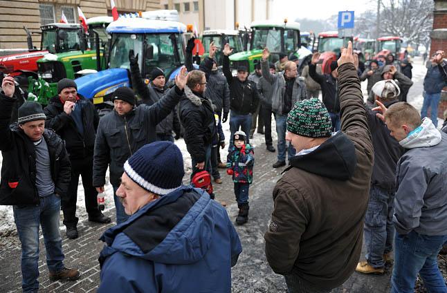 Naukowcy chwalą rolników i popierają ich postulaty