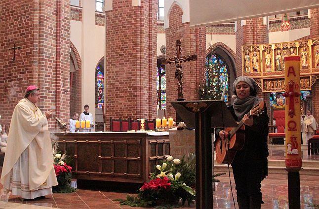 Msza za obcokrajowców w katedrze