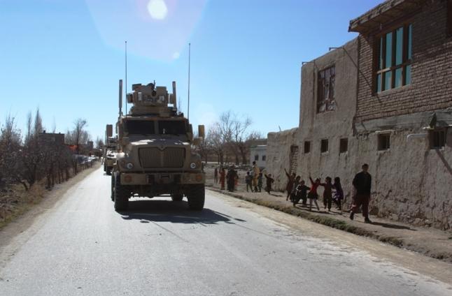 Znaleźli i zniszczyli arsenał talibańskich rebeliantów