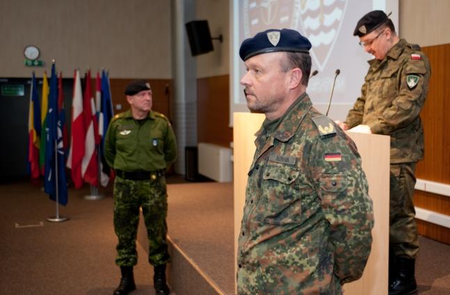 Po zmianie dowódcy, nowy zastępca i szef sztabu