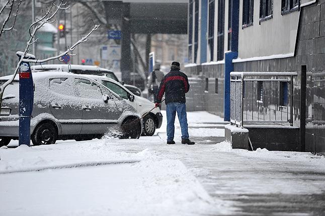 Uwaga kierowcy! Ślisko na ulicach Szczecina
