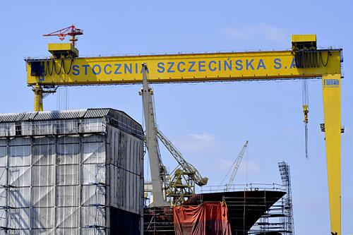 PiS: Oddać majątek stoczniowy właścicielom