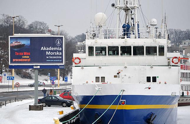 Tereny dla Akademii Morskiej z dużą bonifikatą