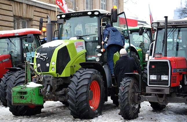 Rolnicy nie odpuszczą. Teraz Śląsk i Warszawa
