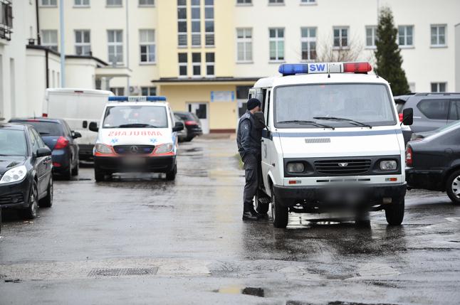 Samobójstwo na terenie szczecińskiego szpitala? [NOWE]