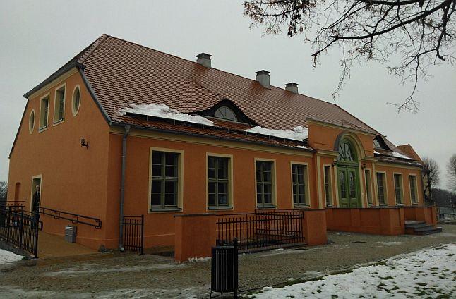 Historyczny pałacyk po remoncie. Był tam Otton z Bambergu