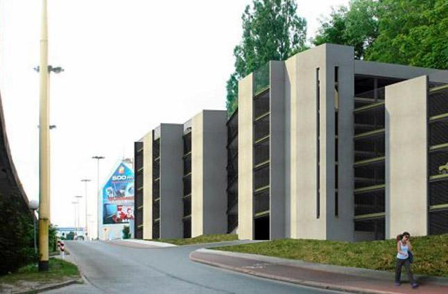 Parkingowiec przy szczecińskim teatrze Kana najprawdopodobniej powstanie. Miejska spółka Nieruchomości i Opłaty Lokalne kompletuje już dokumenty, które pozwolą na rozpoczęcie budowy.
