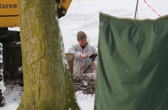 Szczątki w Świnoujściu: Radny apeluje do władz