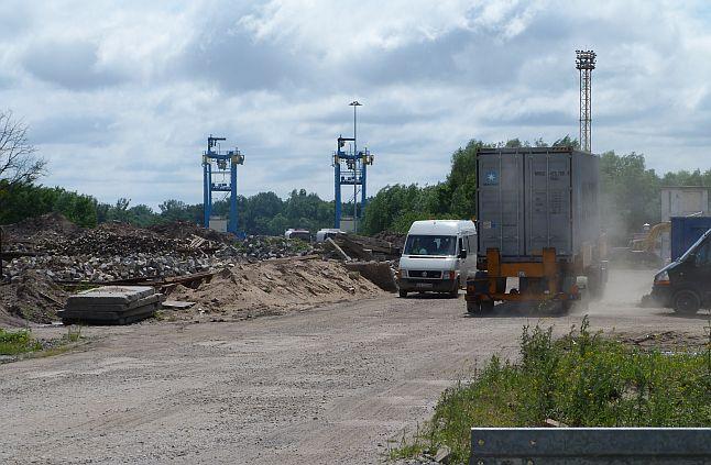 Spółki portowe tracą przez budowę dróg