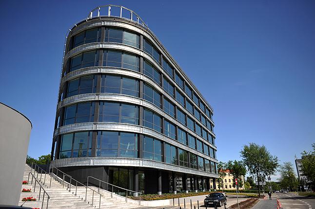 Nowy biurowiec w Szczecinie. Kto się wprowadzi? [ZDJĘCIA]