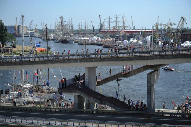 Unikajcie przejścia pod Trasą Zamkową