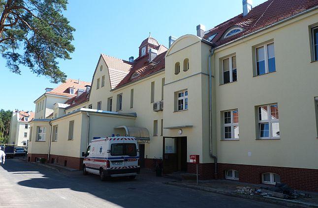 Pierwszy taki przeszczep w Szczecinie