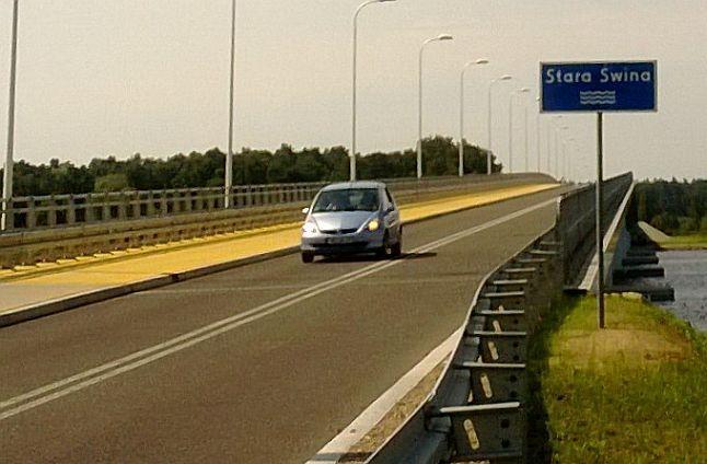 Wjazd na most w Świnoujściu będzie płatny