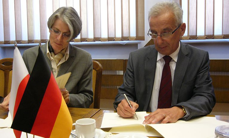 Studenci w Szczecinie będą uczyć się niemieckiego prawa