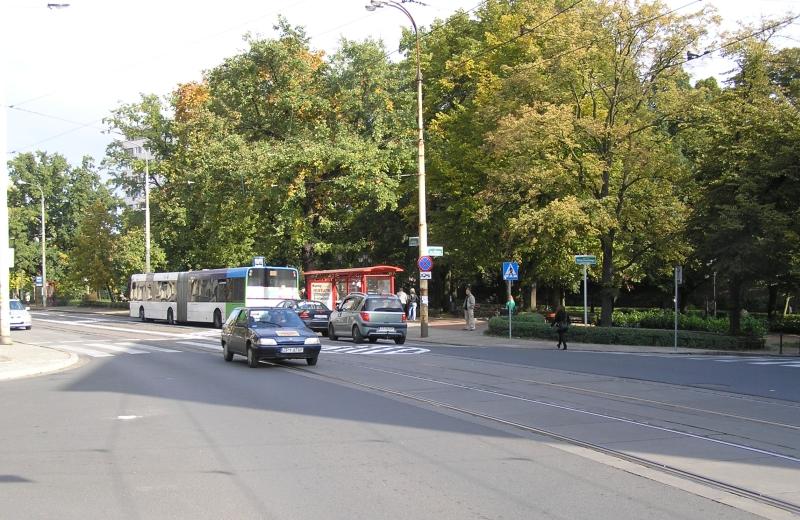 Zmiany dla kierowców i pasażerów na Niebuszewie