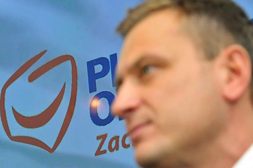 Członkowie koła nie chcą Nitrasa w PO. Złożyli wniosek o wyrzucenie go z partii