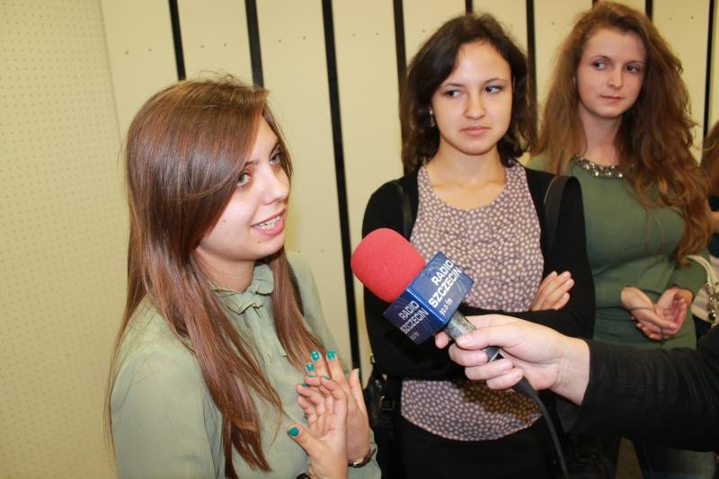 Międzynarodowa wycieczka w Radiu Szczecin