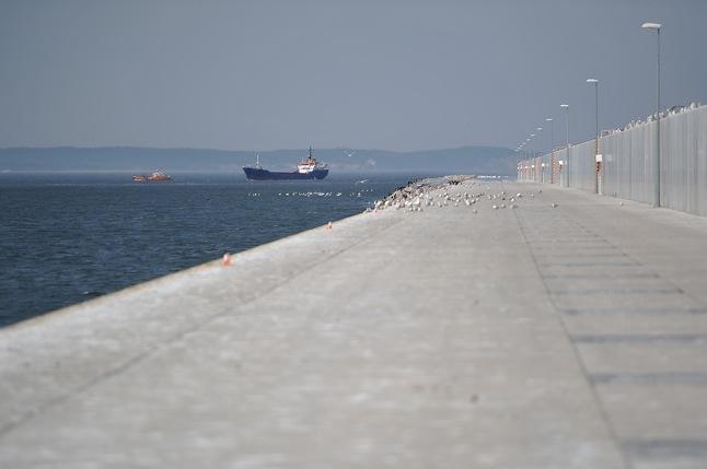 Urząd Morski zapewnia: Są pieniądze na dokończenie prac