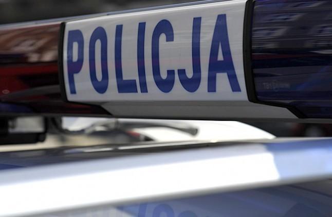 Jedna osoba zginęła na drodze wojewódzkiej nr 122 koło Dolic. Fot. Łukasz Szełemej [Radio Szczecin]
