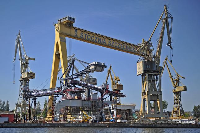 Szczecin chce przystąpić do Zachodniopomorskiego Klastra Morskiego