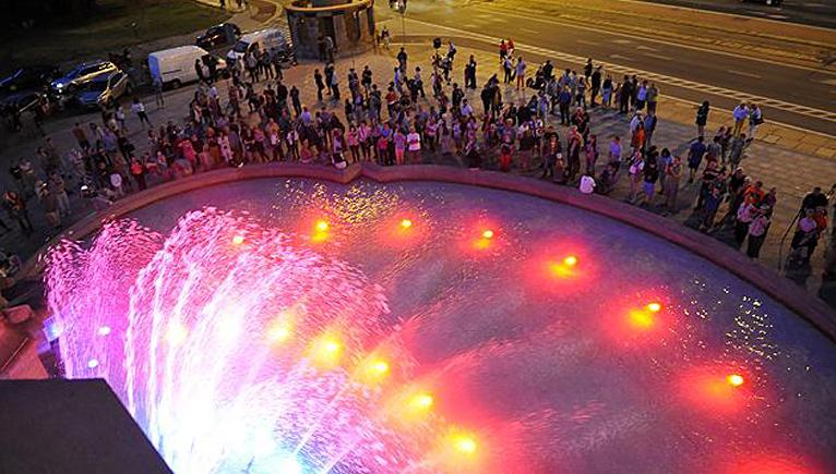 Szczecińskie fontanny przestają tryskać