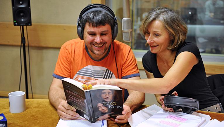 Poznaj historię Yoko i Johna na antenie Radia Szczecin [ZDJĘCIA, WIDEO]