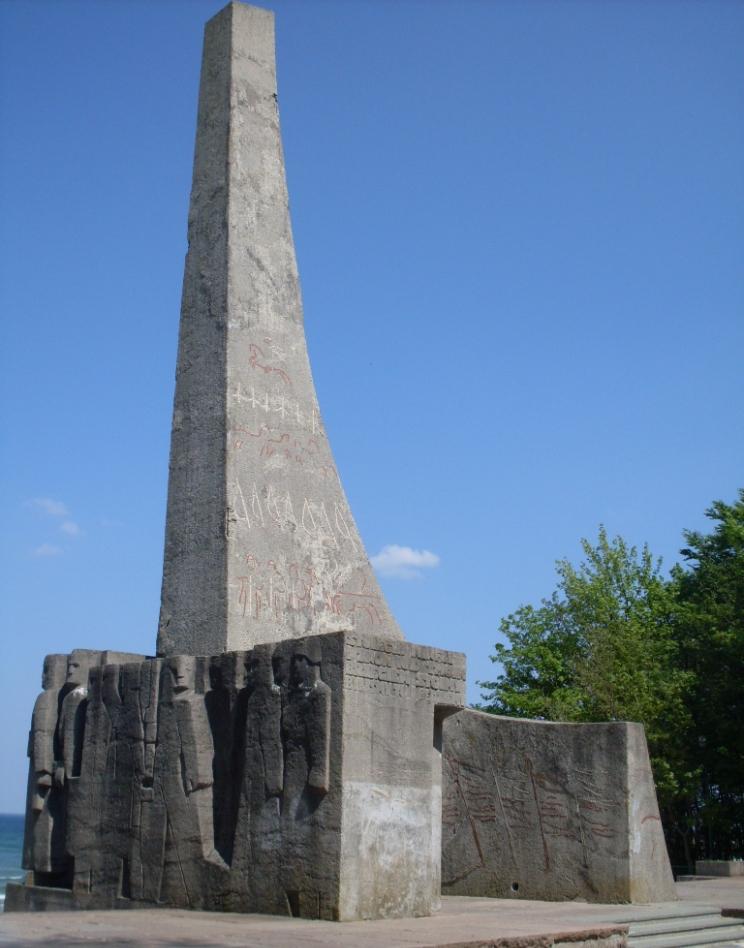 Wyczyszczą Pomnik Zaślubin. Symbol miasta doczekał się remontu