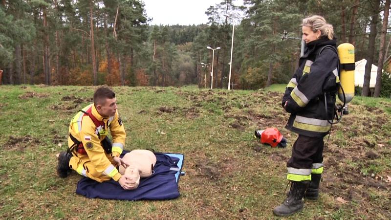 Jak zostać strażakiem-ochotnikiem [WIDEO]