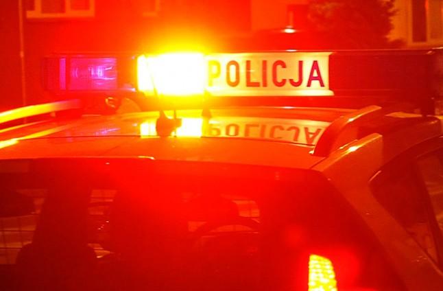 Czołówka niedaleko Białogardu. Dwie osoby są ranne