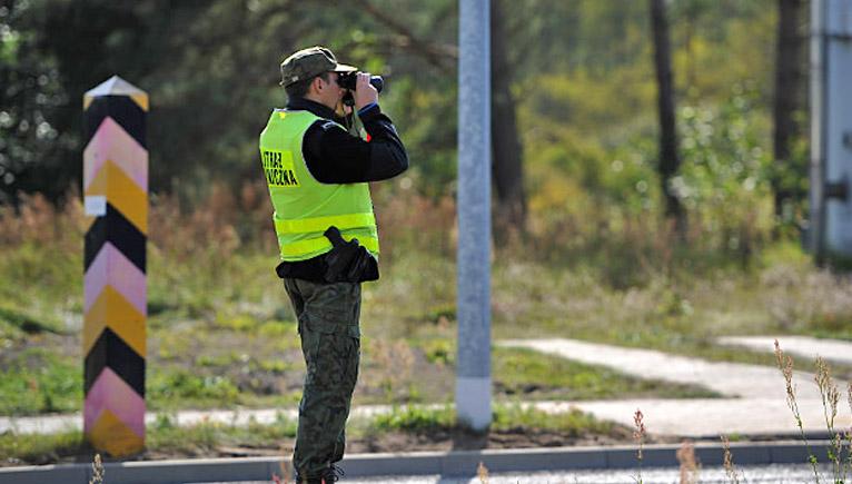 Kołbaskowo, Lubieszyn i Krajnik znów pod kontrolą straży granicznej