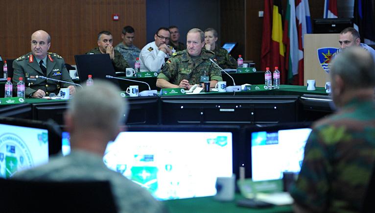 """Przywódcy NATO w Szczecinie. """"Wojska koalicji nie zostawią Afganistanu bez opieki"""" [ZDJĘCIA]"""