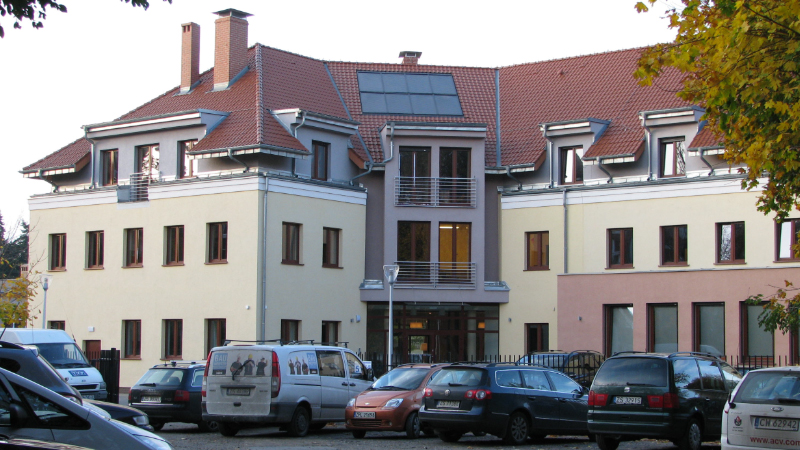 Szczeciński Rejs ma nową siedzibę. Konstruują tam rakiety [ZDJĘCIA, WIDEO]